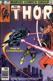 The Mighty Thor #309 Newsstand Edition