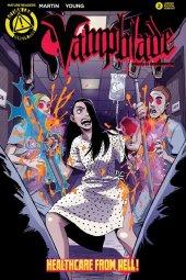 Vampblade #2 Cover B Goo