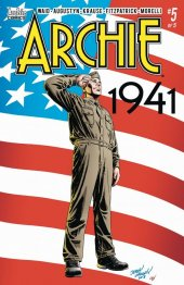Archie 1941 #5 Cover B Ordway