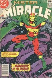 Mister Miracle #22