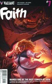 Faith #7 Cover C - Philip Tan