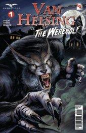 Van Helsing vs. The Werewolf #1 Cover D Otero
