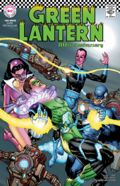 Green Lantern 80th Anniversary 100-Page Super Spectacular #1 1960s Variant Cover by Doug Mahnke