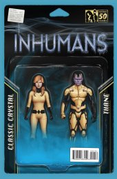 All-New Inhumans #1 Action Figure Two Pack Variant