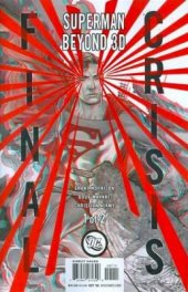 Final Crisis: Superman Beyond 3D #1 Full-Cover Variant