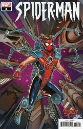 Spider-Man #4 Sliney 2020 Variant Cover