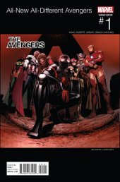 All-New, All-Different Avengers #1 Cheung Hip Hop Variant