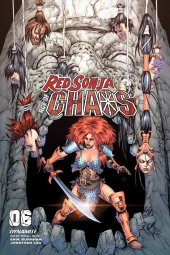Red Sonja: Age of Chaos #6 FOC Variant - Lau