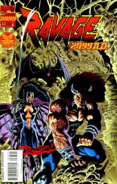 Ravage 2099 #15 February 1994 Marvel Comics
