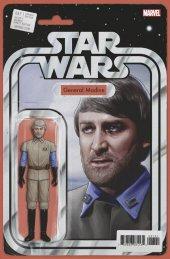 Star Wars #57 Christopher Action Figure Variant