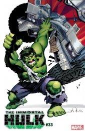 The Immortal Hulk #33 1:100 Hidden Gem Variant Edition
