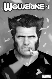 Wolverine #1 Incentive Rahzzah Party Sketch Variant Edition