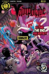 Vampblade #12 Cover B Winston Young Risque