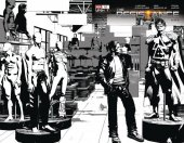 The Resistance #3 Cover B Deodato Jr