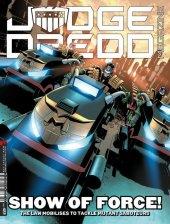 Judge Dredd: Megazine #422