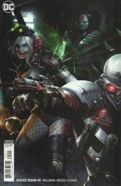 Suicide Squad #49 Variant Edition