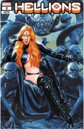 Hellions #2 Mike Mayhew Variant A