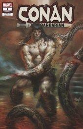 Conan the Barbarian #1 Comic Elite Exclusive Lucio Parrillo Variant A