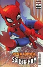 Spider-Ham #2 Variant Cover