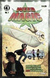 Weed Magic #1