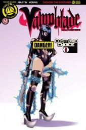 Vampblade #12 Cover D Costume One Risque