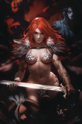 Red Sonja: Age of Chaos #2 Chew Ltd Virgin Cover