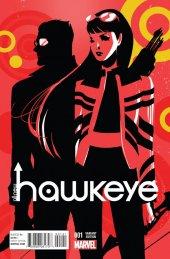 All-New Hawkeye #1 Women of Marvel Variant