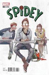 Spidey #3 Tedesco Variant