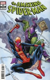 The Amazing Spider-Man #49 Ramos Variant