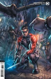 Nightwing #73 Variant Cover