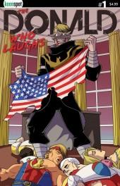 Donald Who Laughs #1 Cover C Trumps Titans