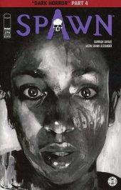 Spawn #279 Cover B B&W