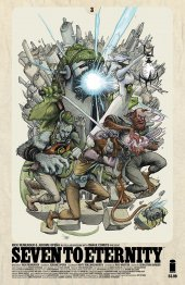 Seven to Eternity #3 Cover B Dalrymple