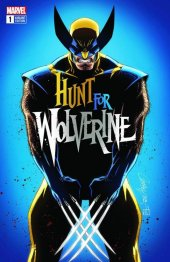 Hunt for Wolverine #1 J Scott Campbell A