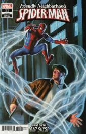 Friendly Neighborhood Spider-Man #11 Greg Hildebrandt Bring on the Bad Guys Variant