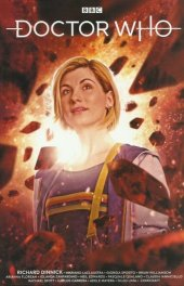 Doctor Who: The Thirteenth Doctor #0 Cover B
