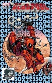 Deadpool #45 Phantom Variant