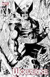 Wolverine #1 1:500 Hidden Gem Sketch Variant Edition