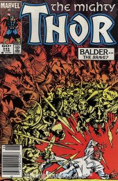 The Mighty Thor #344 Newsstand Edition