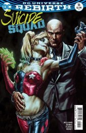 Suicide Squad #16 Variant Edition