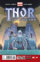 thor: god of thunder #4