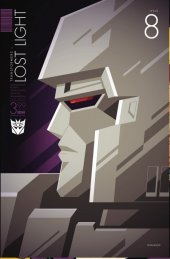 Transformers: Lost Light #8 SUB-B Cover
