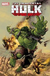 Immortal Hulk: Great Power #1 Variant Cover