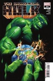 The Immortal Hulk #24 Original Cover