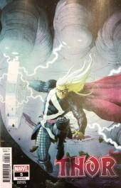 Thor #5 1:25 Ribic Variant