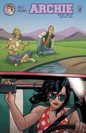 Archie #4 Quinones Variant Cover E