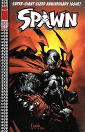 Spawn #200 Cover G - Capullo 1:10 Variant