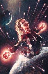 Captain Marvel #21 Marco Mastrazzo Variant B