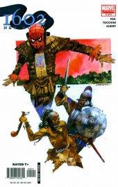 Marvel 1602: New World #5