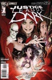 Justice League Dark #1 2nd Printing